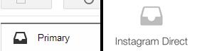 gmail instagram